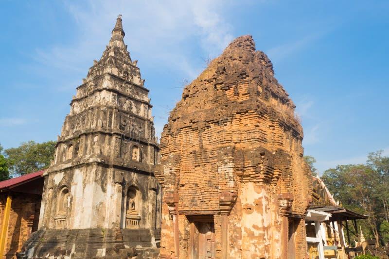 Ku Phra Koniec fotografia royalty free