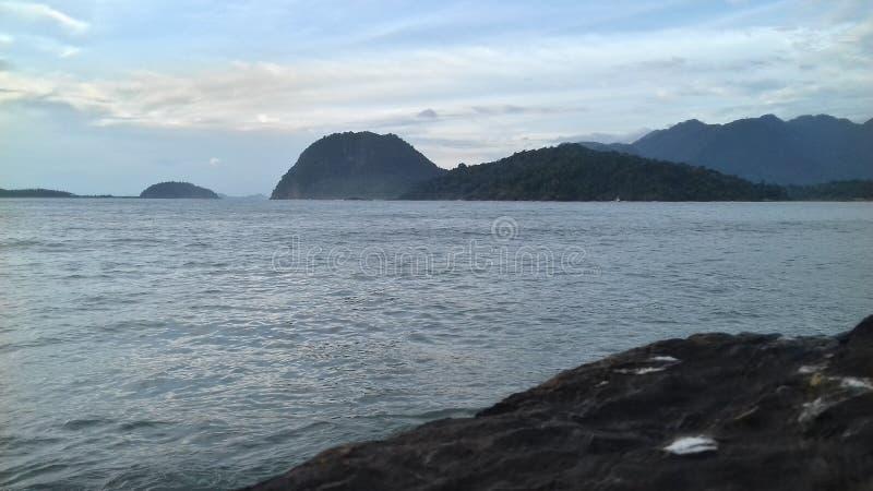Kuala daya fotografia stock
