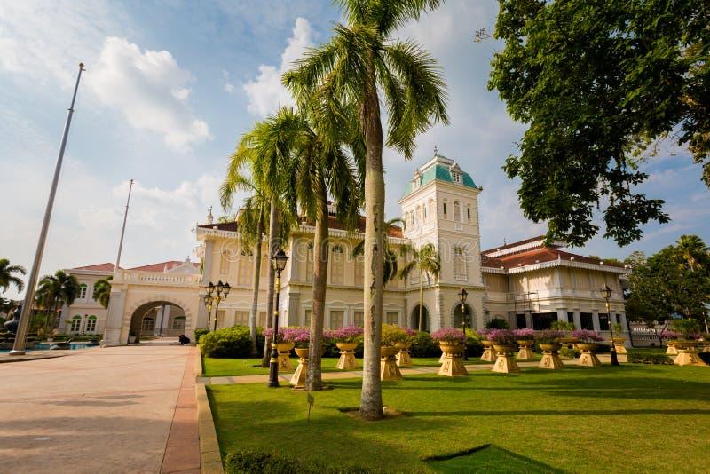 Kuala Kangsar arkitektur i Malaysia arkivfoton
