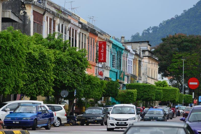 Kuala Kubu Bharu obraz stock