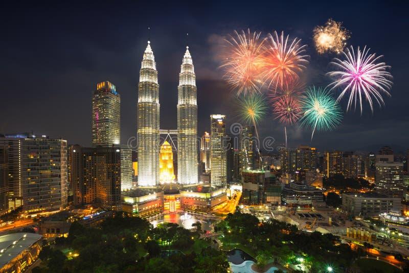 Kuala Lumper miasto obrazy royalty free