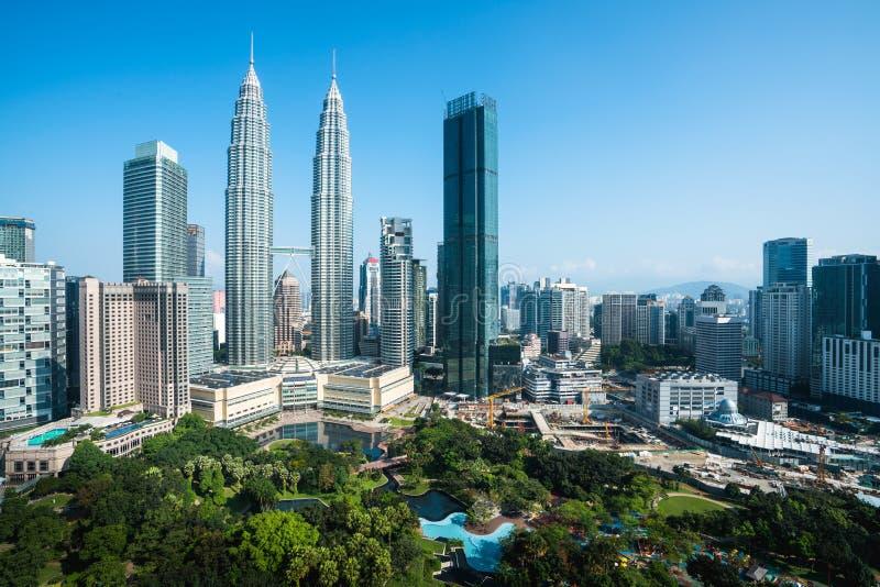 Kuala Lumpur fotografia de stock
