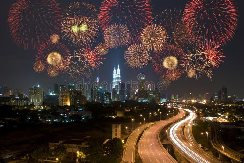Kuala Lumpur foto de archivo libre de regalías