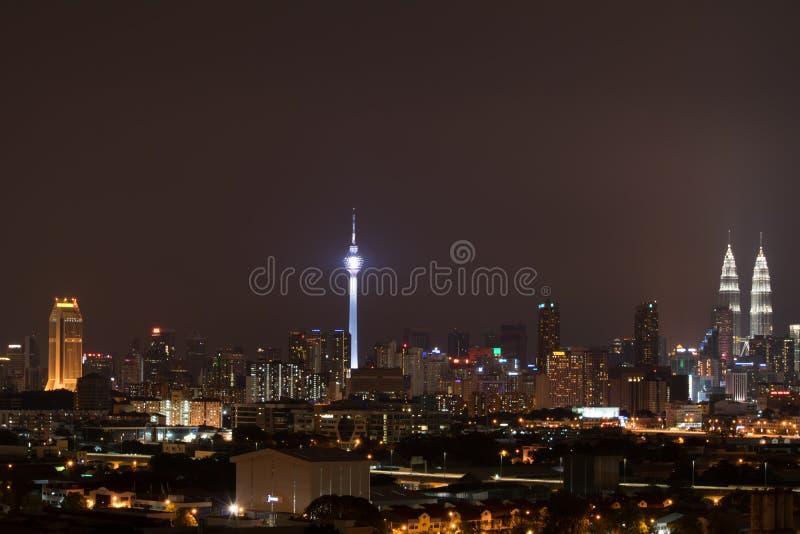 Kuala Lumpur arkivfoto
