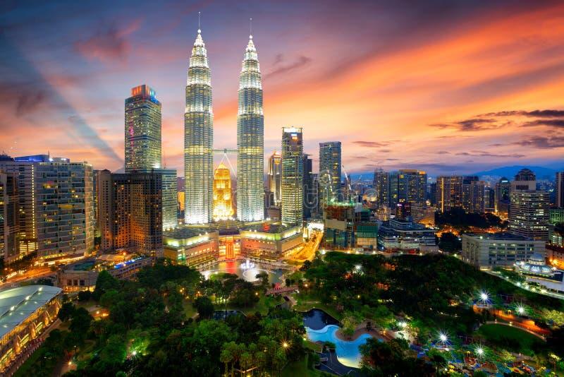 Kuala Lumpur royalty-vrije stock afbeelding