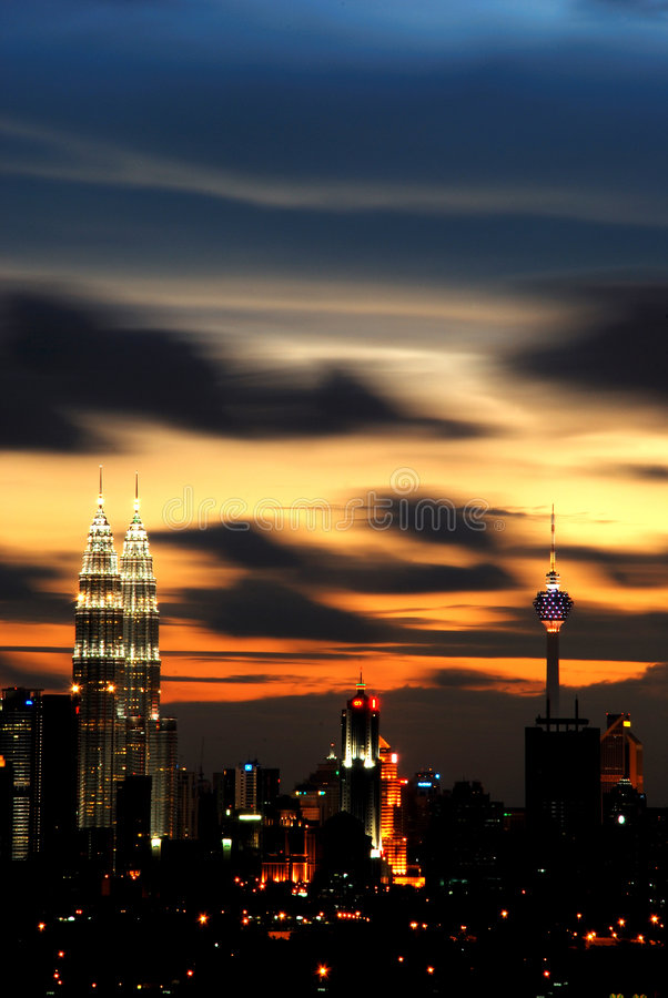 kuala Lumpur zdjęcie stock