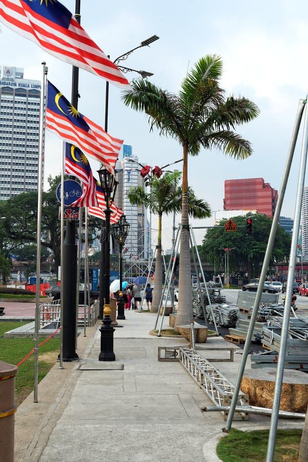 Download Kuala Lumpur redaktionelles stockfotografie. Bild von downtown - 90227612
