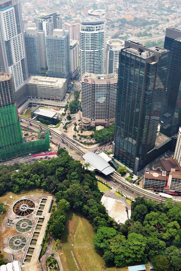 Download Kuala Lumpur redaktionelles stockfotografie. Bild von downtown - 90227617