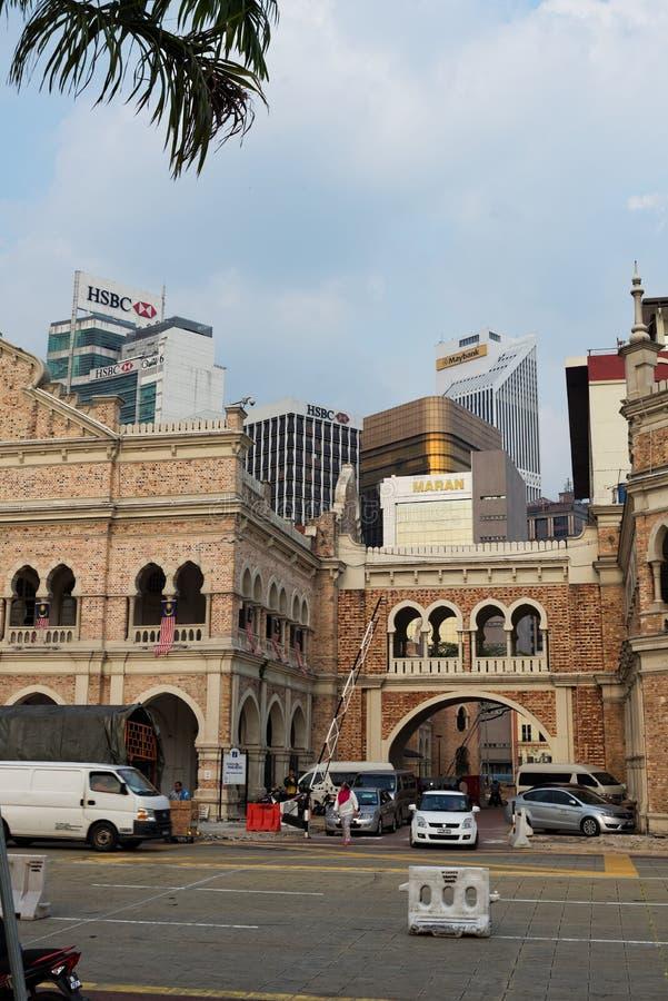 Download Kuala Lumpur redaktionelles bild. Bild von downtown, tropen - 90227990