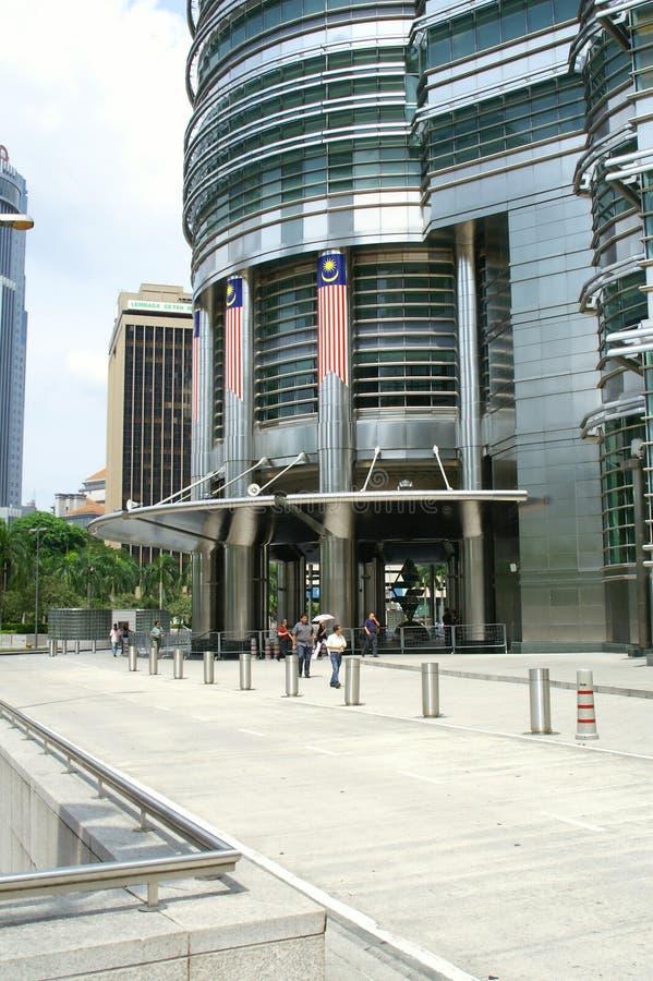 Kuala Lumpur góruje bliźniaka