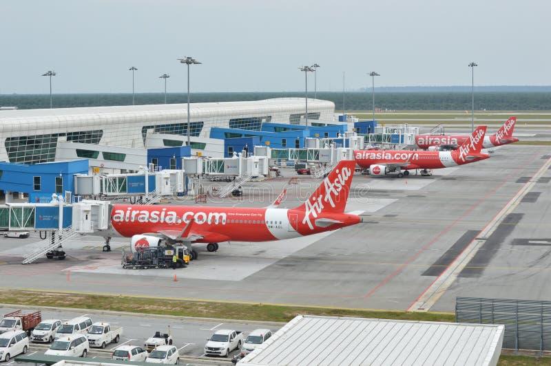 Kuala Lumpur International Airport 2 fotos de stock