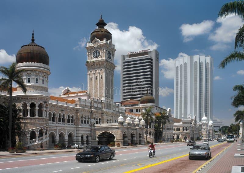 Kuala Lumpur - la Malesia fotografia stock