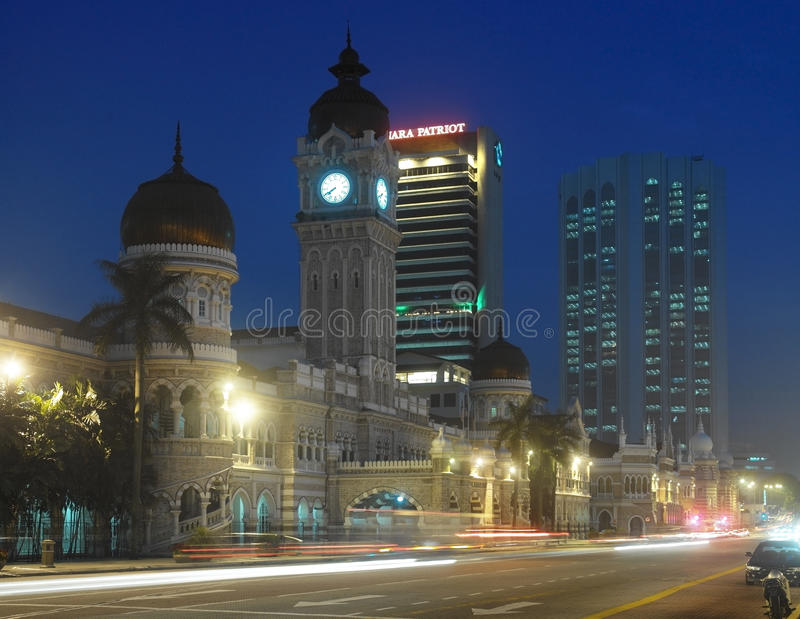 Kuala Lumpur - Malaysia foto de stock