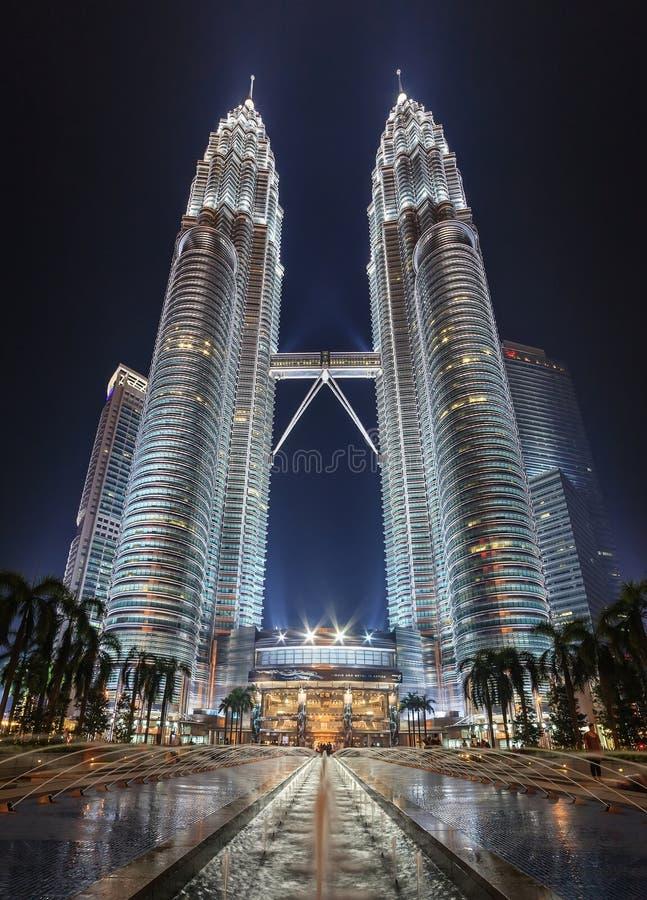 Kuala Lumpur Malaysia arkivfoton