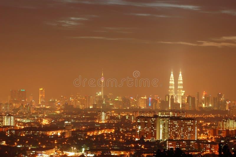 Kuala Lumpur Malaysia fotografia royalty free