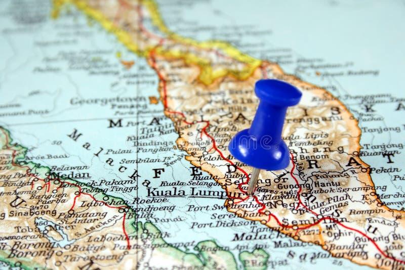 Kuala Lumpur, Malesia immagini stock libere da diritti