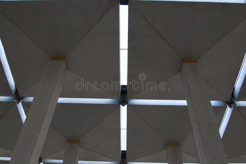 Kuala Lumpur Mosque Citys scape stock images