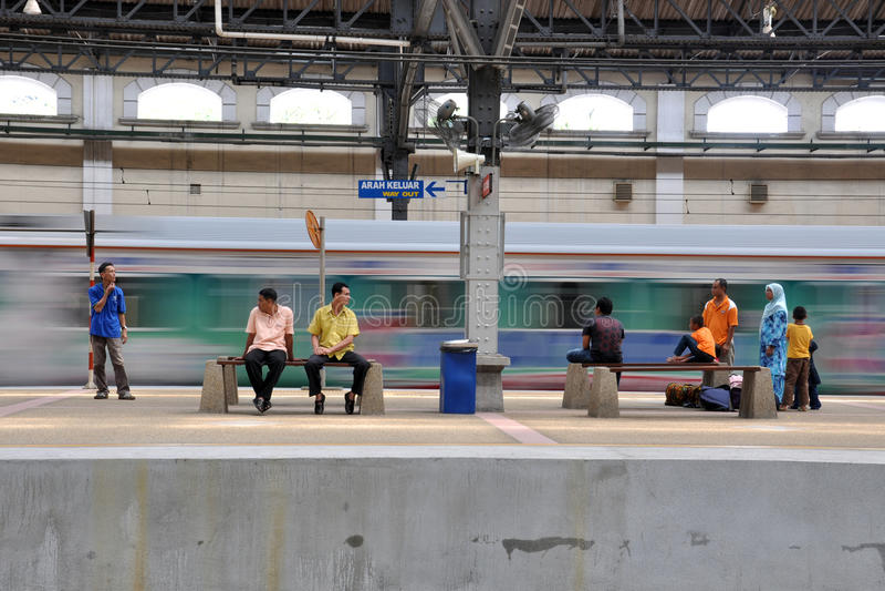 Download Kuala Lumpur Old Railway Station Malaysia Editorial Image - Image: 26472265