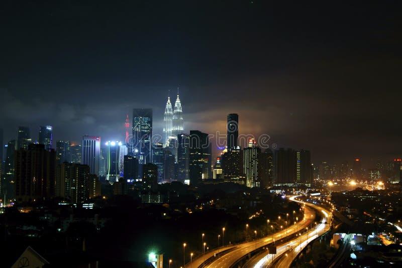 Kuala Lumpur Petronas Twin Tower lizenzfreies stockbild