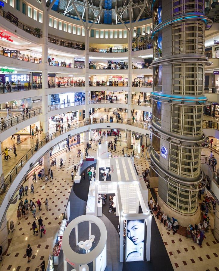 Shopping Kuala Lumpur Malaysia: Kuala Lumpur Shopping Mall Editorial Stock Photo. Image Of