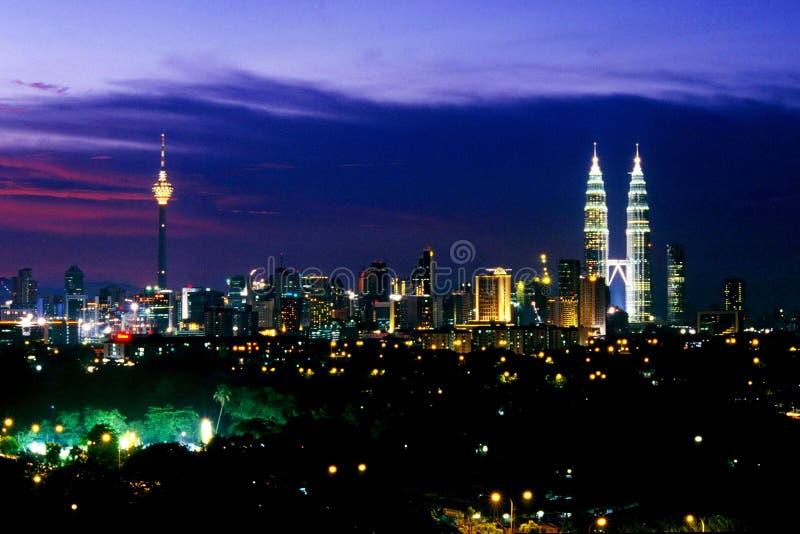 Download Kuala Lumpur Skyline editorial photo. Image of skyline - 25344216