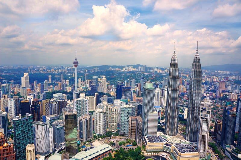 Kuala Lumpur Skyline Free Public Domain Cc0 Image