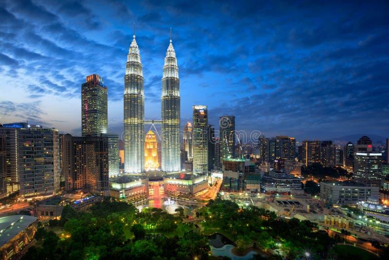 Kuala Lumpur foto de stock royalty free