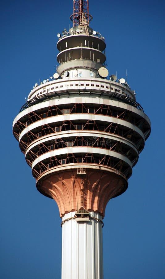 Kuala Lumpur tower3 stock afbeeldingen