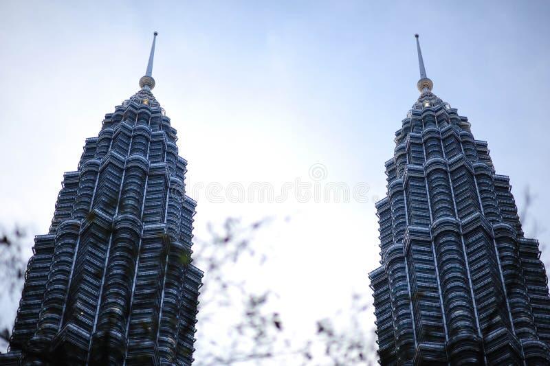 Kuala Lumpur Twin Tower, Kuala Lumpur Malaysia photo libre de droits