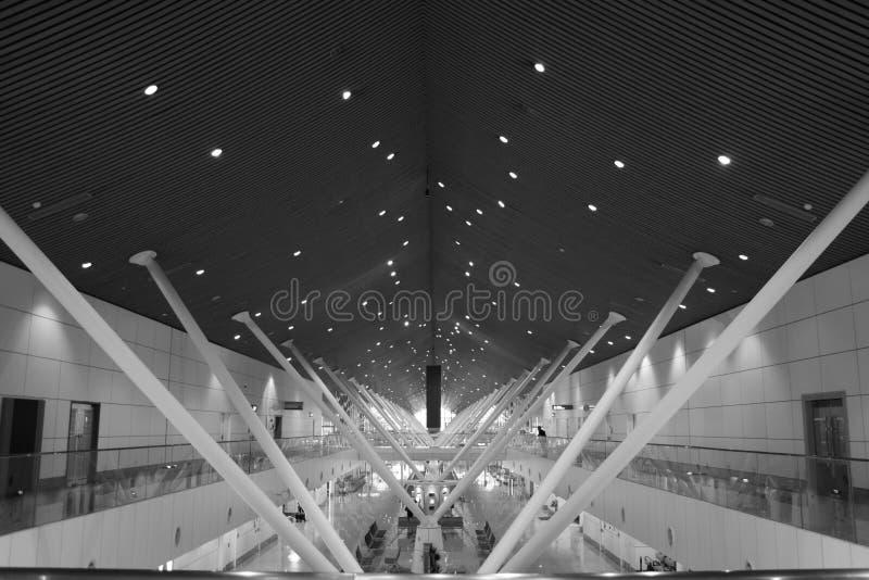 Kuala- Lumpurflughafen stockfotos