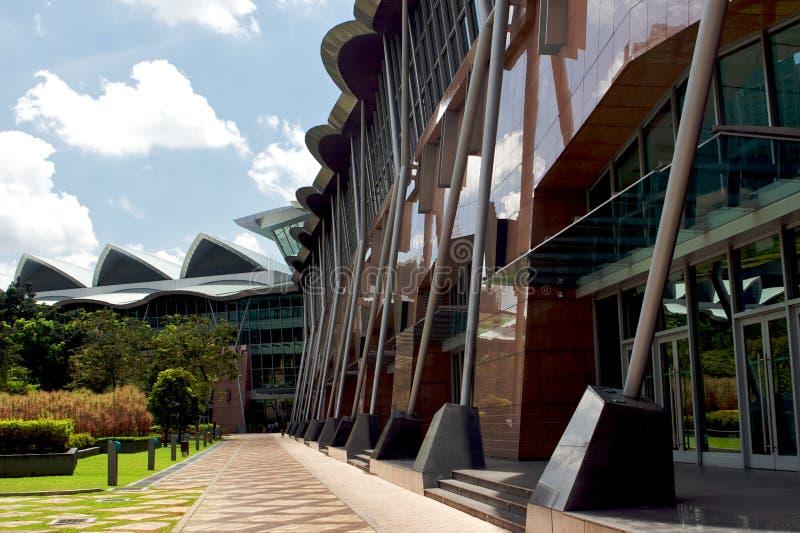 Kuala- LumpurMessegelaende lizenzfreie stockfotografie