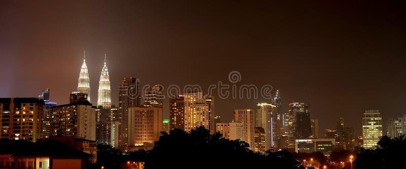 Kuala- LumpurStadtzentrum stockfoto