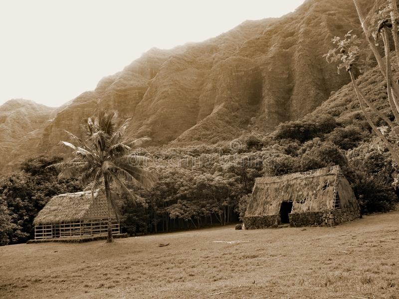 KUALUA rancho zdjęcie stock