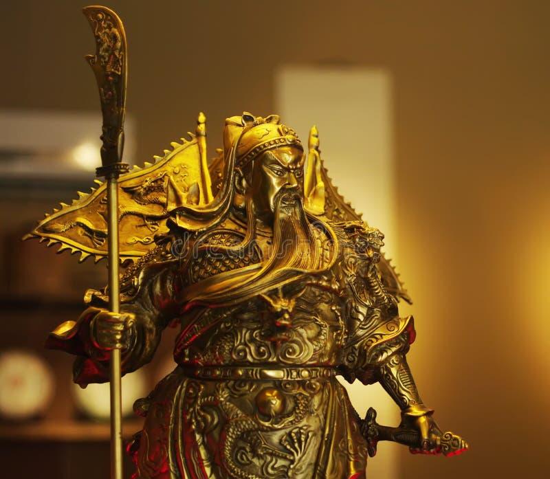 kuan kung zdjęcie stock