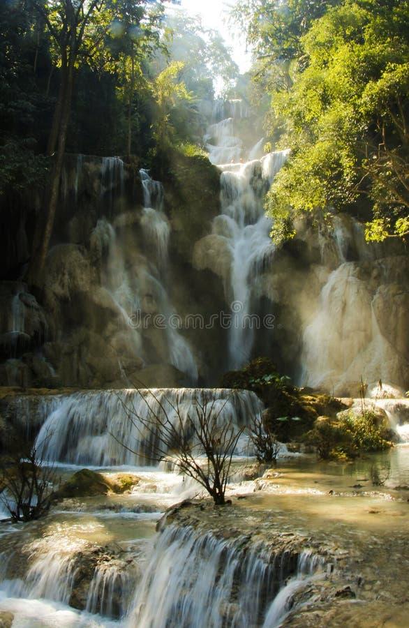 Kuang Siklawa Si fotografia royalty free