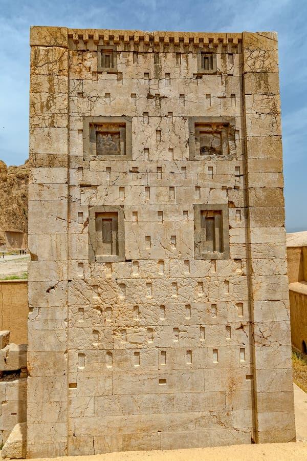 Kub av Zoroaster royaltyfri foto