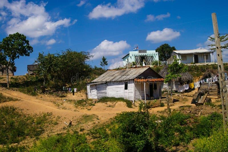 Kubańczyka dom obrazy royalty free