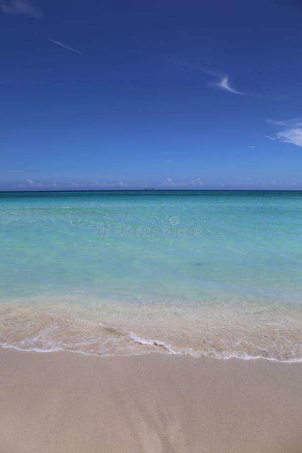 Kubański morze zdjęcie stock