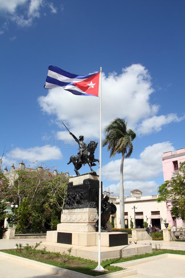 Kuba royaltyfria foton