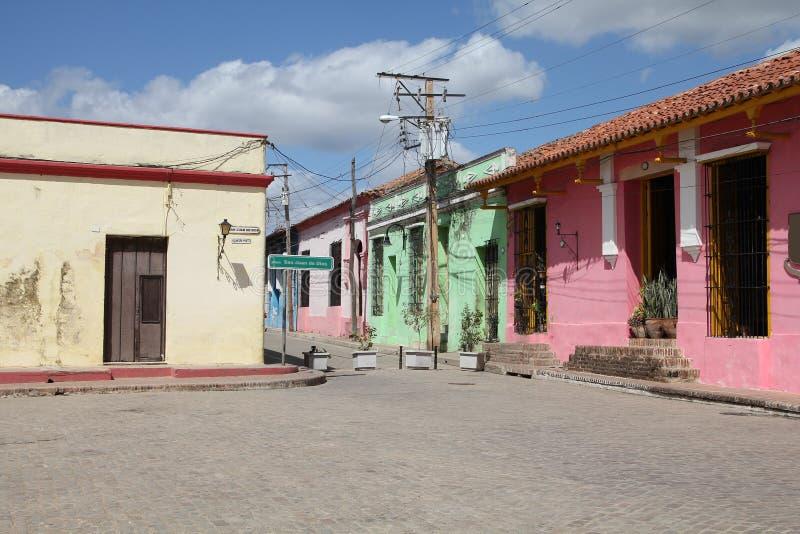 Kuba - Camaguey royaltyfri foto