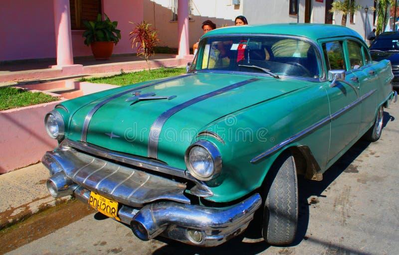 Kuba-Klassiker lizenzfreie stockbilder