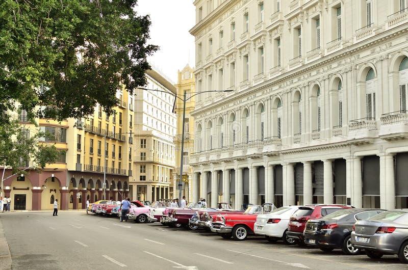 Kuba och turism II arkivfoto