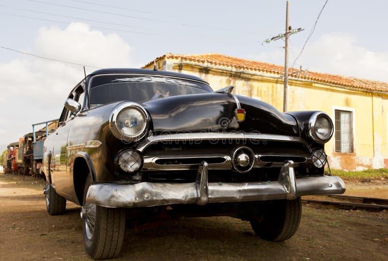 Kuba Trinidad fotografering för bildbyråer