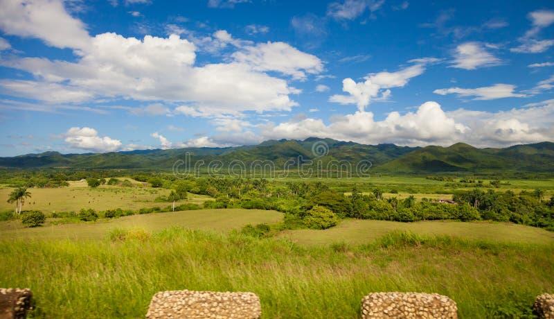 Kuba Valle de Los Ingenios störst sockerkoloni arkivfoto