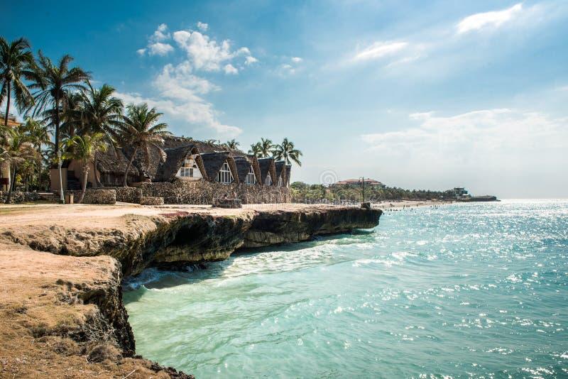 Kuba Varadero royaltyfria foton