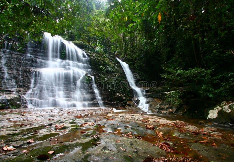 Kubah Wasserfall lizenzfreie stockfotografie