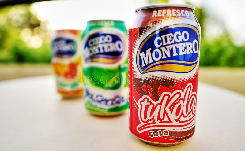 Kubanische Getränke redaktionelles foto. Bild von alcohol - 88792396