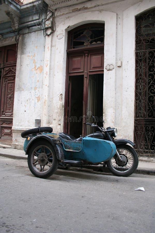 Kubanischer Beiwagen stockbilder
