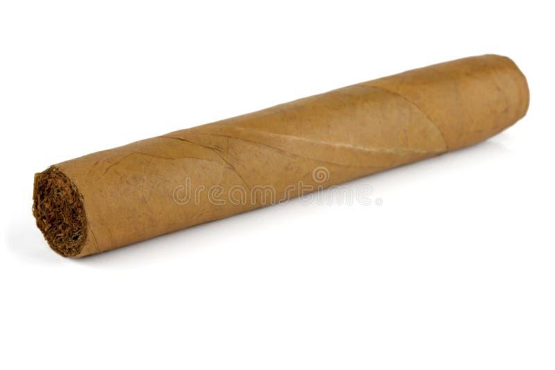 Kubansk cigarr royaltyfri foto