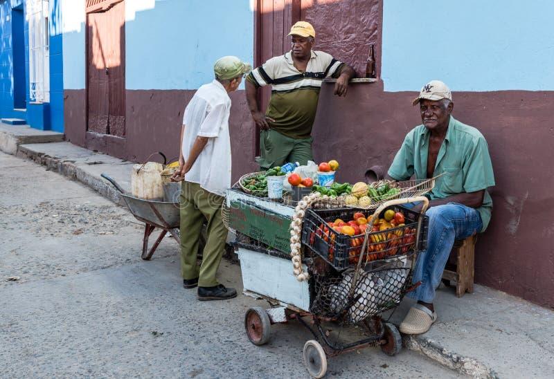 Kubasmå och medelstora företag arkivfoton